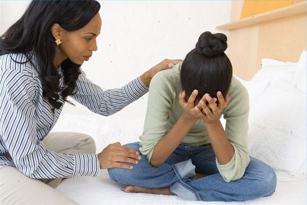 hvordan takle samlivsbrudd med barn